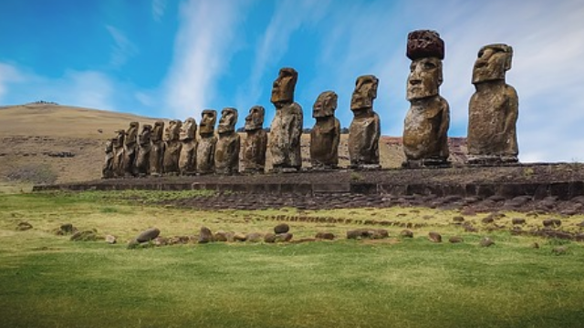 Chemical Analysis Points to Collaboration on Easter Island