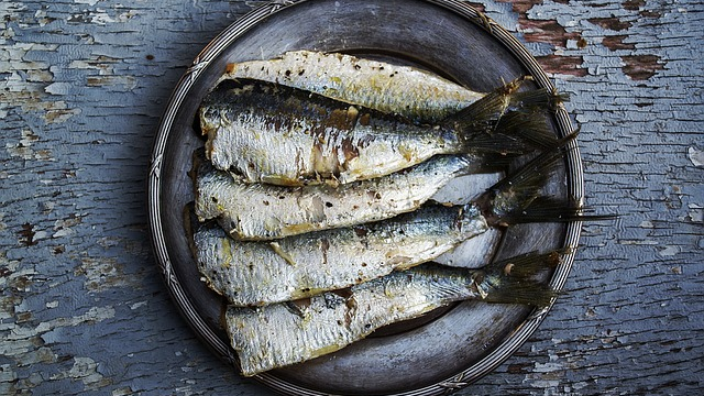 Children with Asthma Benefit from Fish-Rich Diet