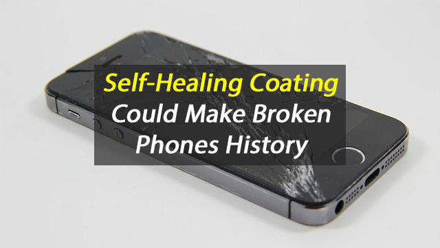 Coating That's as Hard as Tooth Enamel and Heals Like Skin