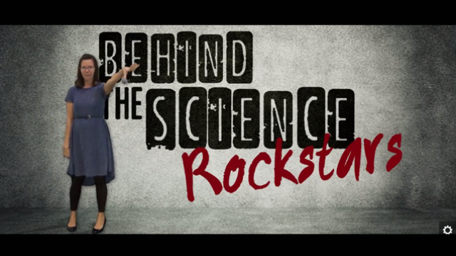 Coming Soon! Behind the Science- Season 2- Rockstar edition