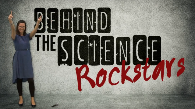 Coming Soon! Behind the Science- Season 2- Rockstar edition