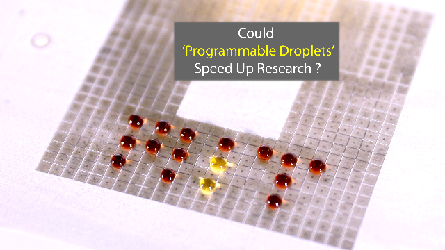 Watch: Could Digital Microfluidics Revolutionise Experimentation?