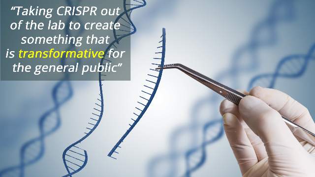 CRISPR Diagnostics Could Detect Any Disease on a Paper Strip