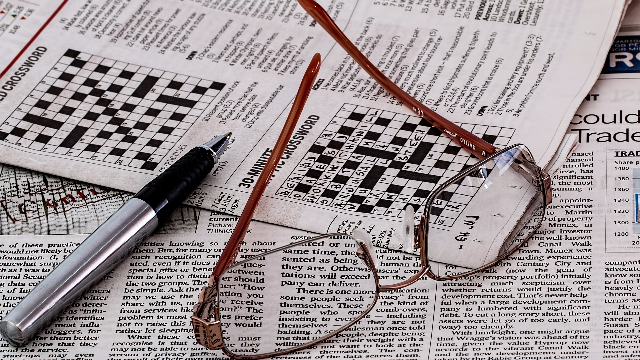 Daily Crosswords Linked to Improved Cognitive Ability in Later Life
