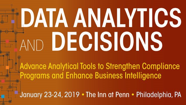 Data Analytics and Decisions