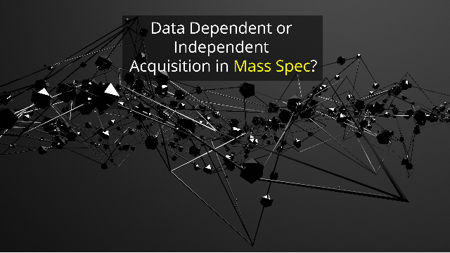 Data-Independent Acquisition: A Superior Technique in Mass Spectrometry?