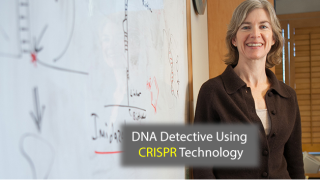 DETECTR Sniffs Out DNA Signals Using CRISPR-Cas9's Cousin