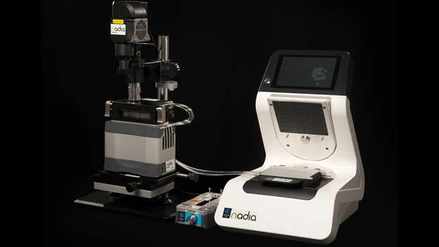Dolomite Bio Introduces the Nadia Product Family for Single Cell Research