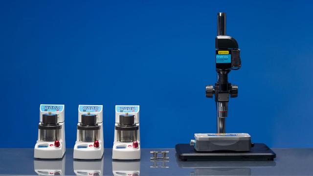 Dolomite Microfluidics – Droplet System