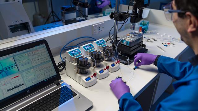 Dolomite Offers Dedicated Microfluidics Platform for Drug Encapsulation