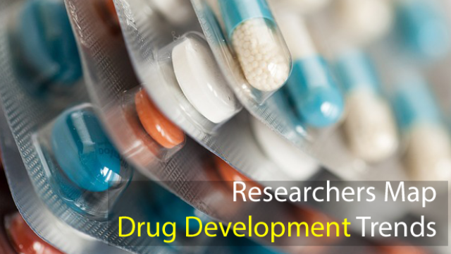 Drug Development Trends Mapped