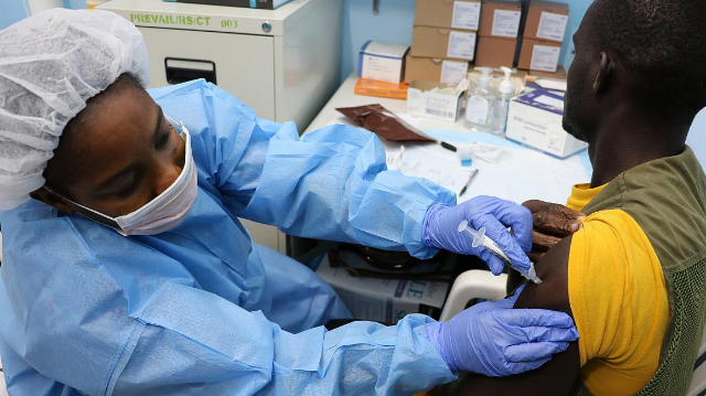 Ebola Vaccine Progress and Shortfalls Highlighted