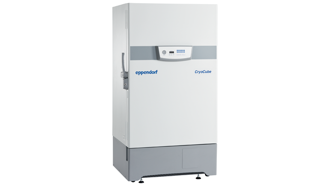 Eppendorf CryoCube® F740 ULT Freezers Now All-Green