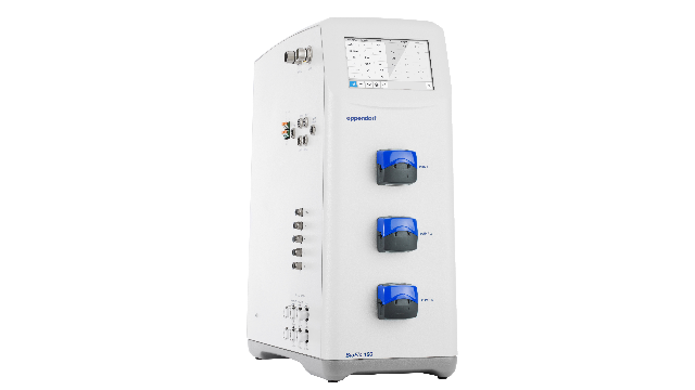 Eppendorf Introduces the New BioFlo® 120 Bioprocess Control Station