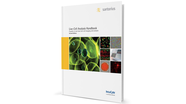 Essen BioScience Releases the 2nd Edition of its Popular Live-Cell Analysis Handbook