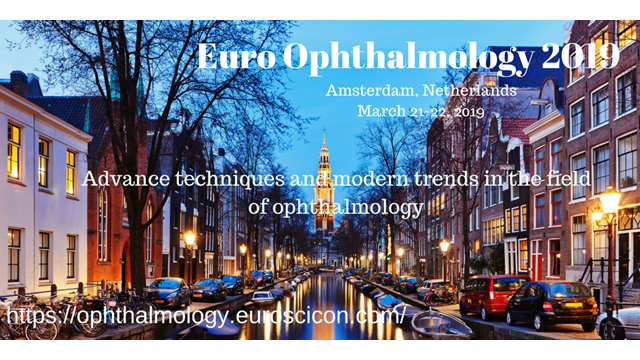 Euro Ophthalmology 2019