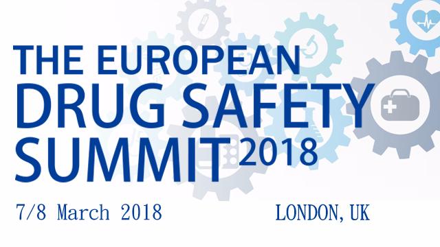 European Drug Safety Summit 2018
