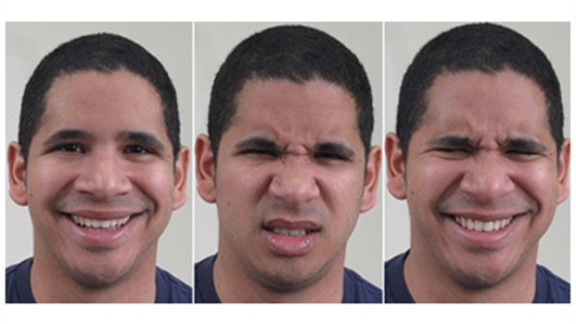 Computer maps 21 distinct emotional expressions, tripling the number of facial expressions that can be used for cognitive analysis