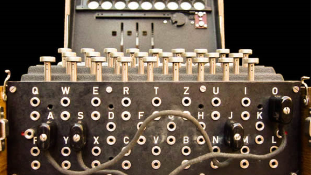 Brain Makes Decisions with Same Method Used to Break WW2 Enigma Code