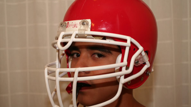 High school football helmets offer similar protections despite different prices