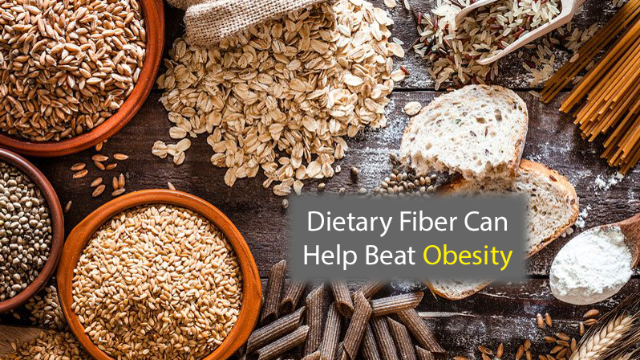 Fiber-Rich Diet Fights Off Obesity by Altering Microbiota