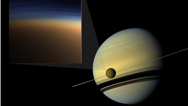 Finding the Missing Link in Titan's Chemistry