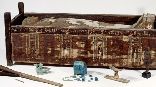 First Genome Data from Egyptian Mummies Reveals Hidden Secrets