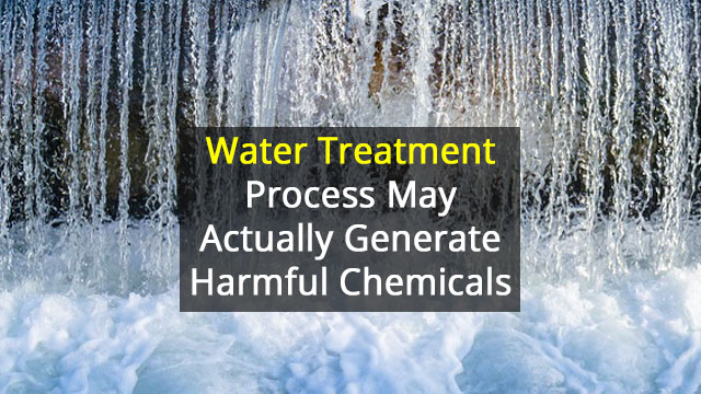 Flaw Found in Water Treatment Methods