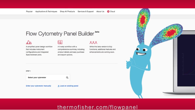 Flow Cytometry Panel Builder