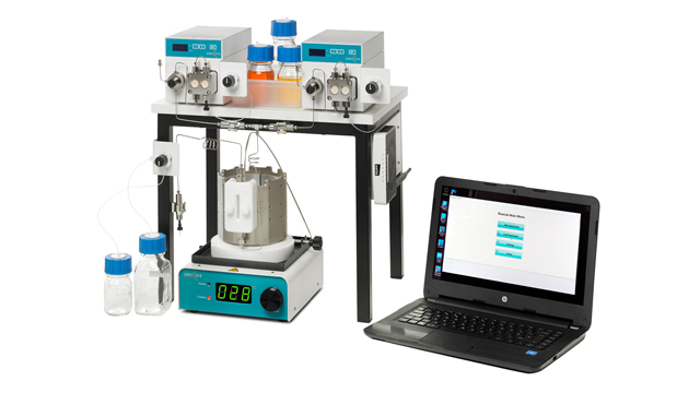 FlowLab Column™: optimised flow chemistry system for heterogeneous catalysis