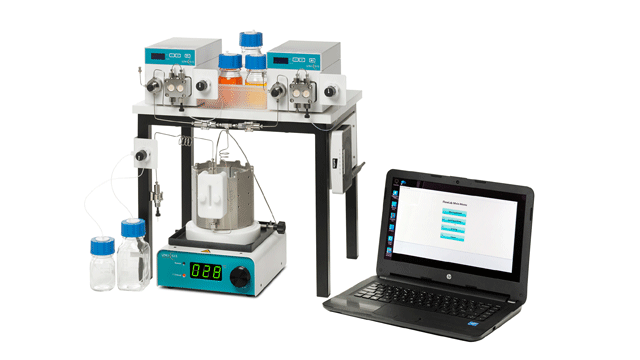 FlowLab Column™: Optimised Flow Chemistry System from Uniqsis