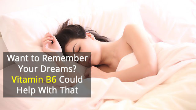Food You Eat Could Help You Remember Dreams