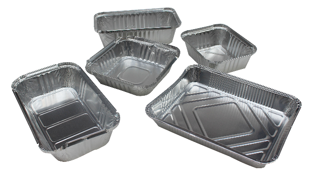 Foods From Uncoated Aluminium Menu Trays Contain High Aluminium Levels