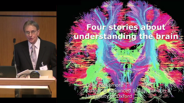 Four stories about the brain - Paget Lecture 2015