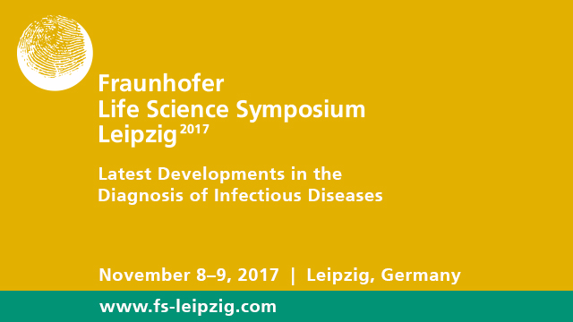 12th Fraunhofer Life Science Symposium 2017