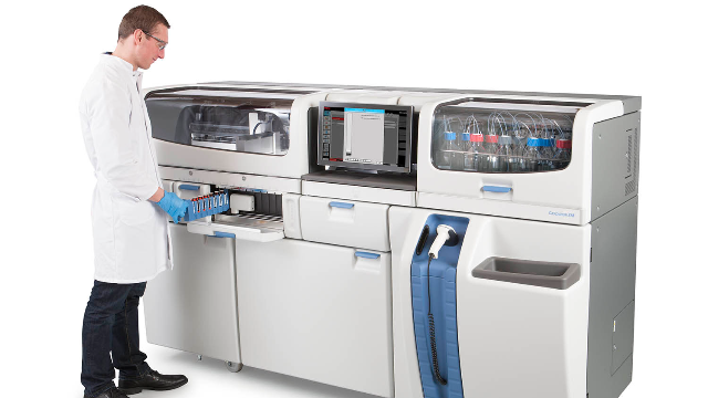 Fully Automated LC-MS Designed for Clinical Labs