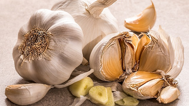 Garlic Repels More than Vampires