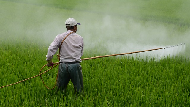 Gel Provides Protection from Pesticides