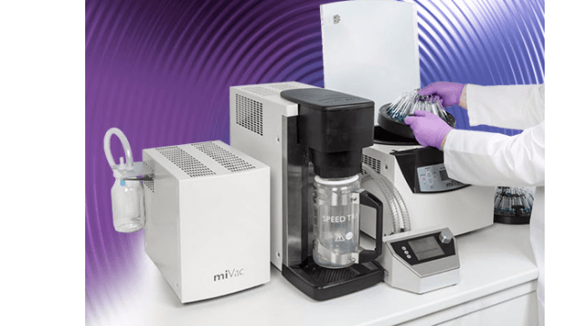 Genevac Updates Biological Sample Concentrator Range