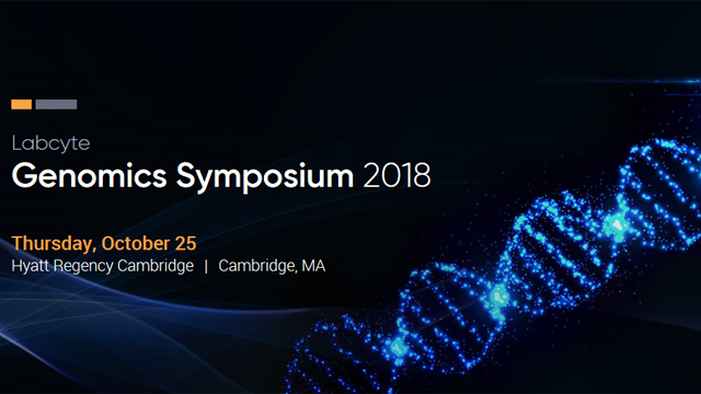 Genomics Symposium 2018