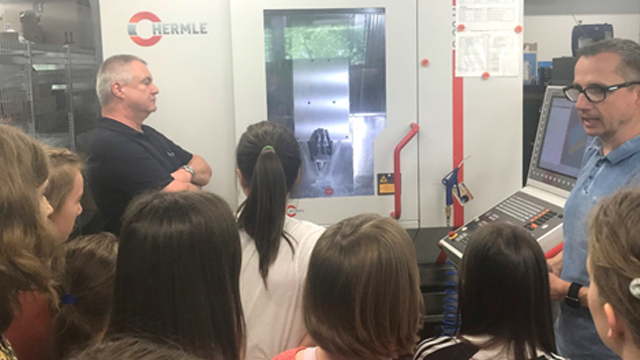 Girls' Day at KNAUER – Providing Insights