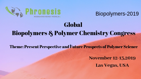 Global  Biopolymers & Polymer Chemistry Congress