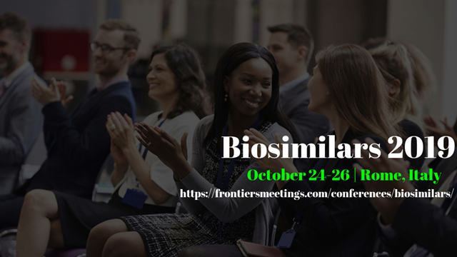 Global Experts Meeting on Frontiers in Biosimilars and Biologics Congress