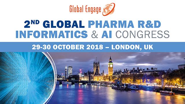 Global Pharma R&D Informatics and AI Congress