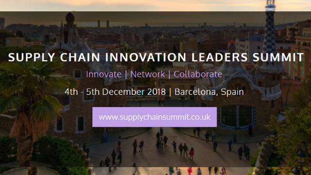 Global Supply Chain Innovation Leaders Summit (SCIS)