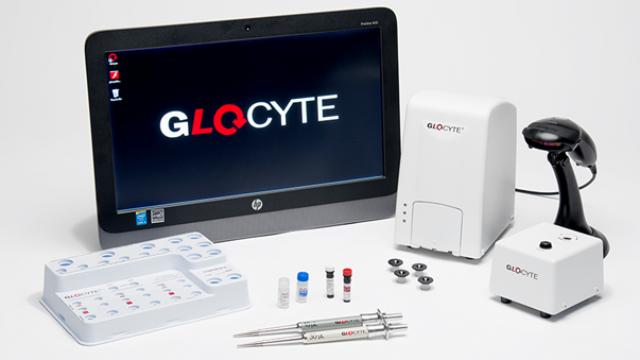 GloCyte® Automated Cell Counter for CSF at AACC