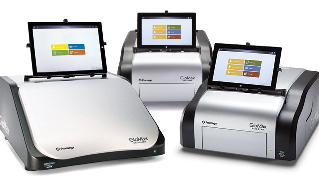 GloMax® Systems, Enjoy sensitive detection and best-in-class performance with GloMax® Systems Detection Instruments