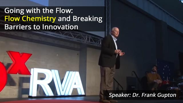 Going with the Flow: Flow Chemistry and Breaking Barriers to Innovation