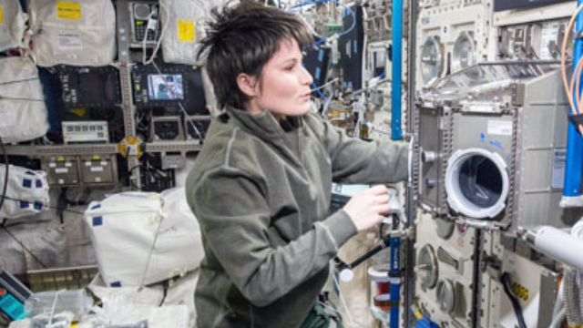 Good News for Astronauts - Cells Adapt to Microgravity in Under a Minute