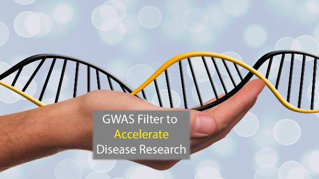 GWAS 'Filter' to Accelerate Disease Research